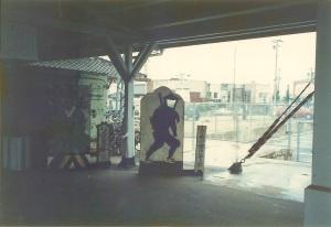 Iga-Ueno Station - October 1990