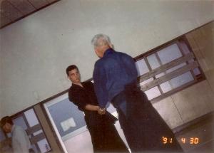 Kenjutsu Lesson